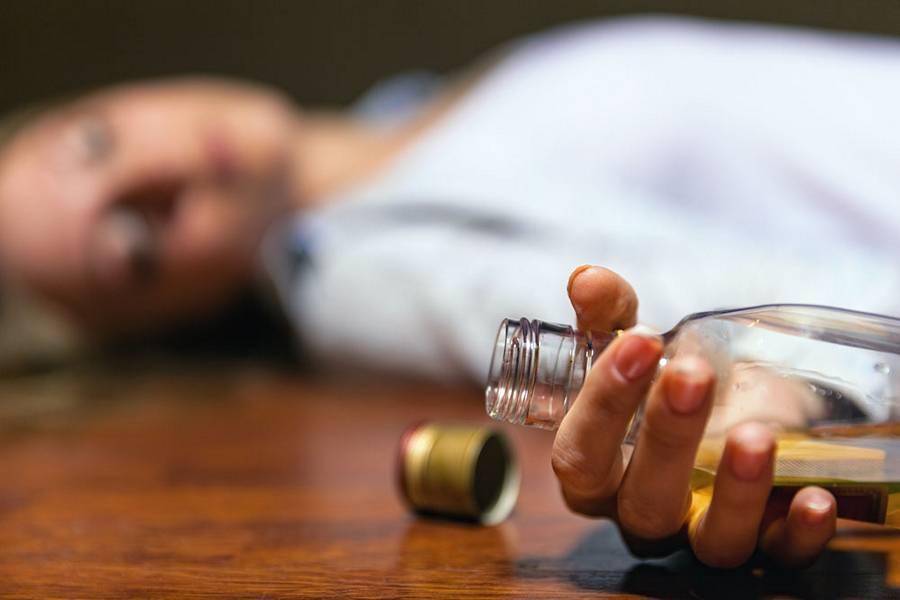 спиртом - Симптомы отравления алкоголем